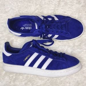 Adidas Campus Royal Blue Shoes